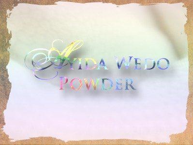 Ayida Wedo Zauberpulver