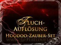 Fluch-Auflösungs Hoodoo-Zauber-Set