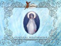 Hoodoo Weihwasser