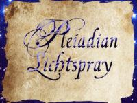 Pleiadian lichtspray